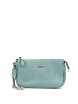 Coach: clutches - Nolita wristlet clutch
