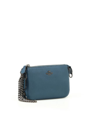 Coach: clutches online - Embellished Nolita wristlet clutch