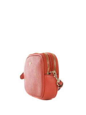 Coach: clutches online - Pebble leather crossbody clutch