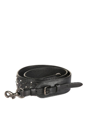 COACH: borse a tracolla - Tracolla Novelty pelle martellata