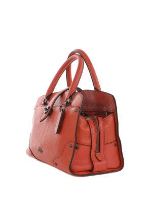 Coach: cross body bags online - Mercer leather crossbody
