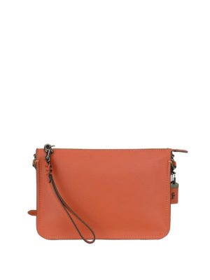 Coach: cross body bags - Soho tanned leather crossbody