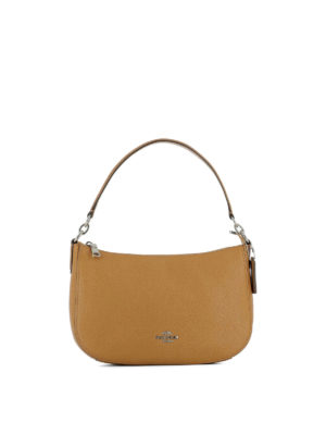 Coach: shoulder bags - Chelsea hammered leather bag