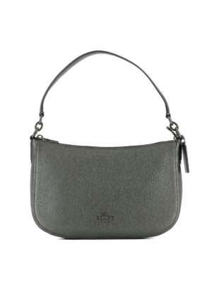 Coach: shoulder bags - Chelsea pebble leather shoulder bag