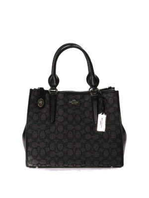 Coach: shoulder bags - Crosby Carryall leather bag