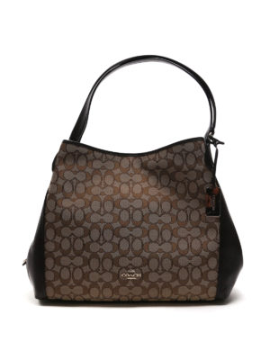 Coach: shoulder bags - Edie shoulder bag
