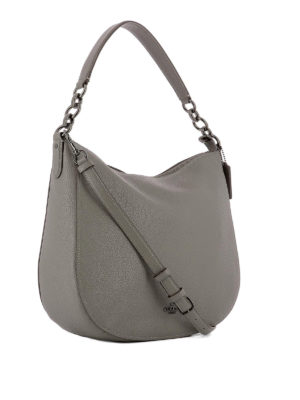 Coach: shoulder bags online - Chelsea Hobo 32 leather bag