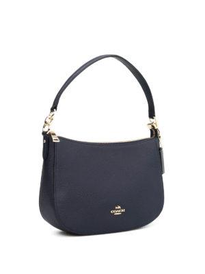 Coach: shoulder bags online - Chelsea leather bag
