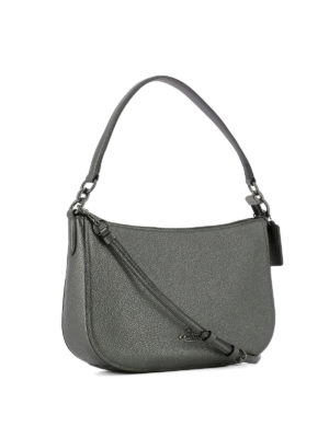 Coach: shoulder bags online - Chelsea pebble leather shoulder bag