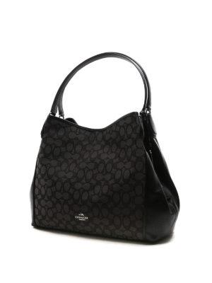 Coach: shoulder bags online - Edie shoulder bag