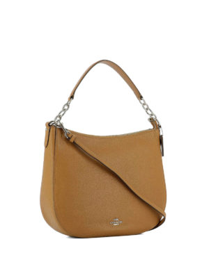 Coach: shoulder bags online - Hobo Chelsea 32 leather bag