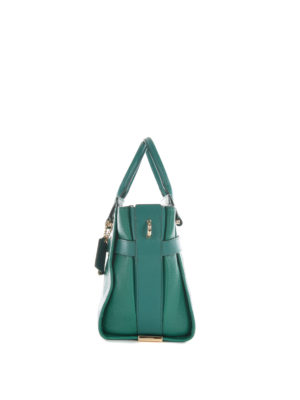 Coach: shoulder bags online - Swagger 21 Carryall leather bag