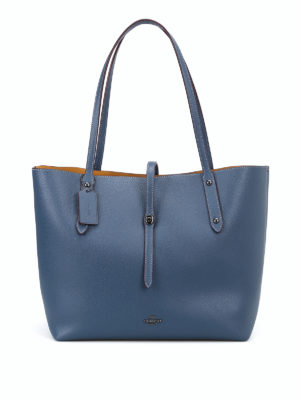 Coach: totes bags - Market leather large tote
