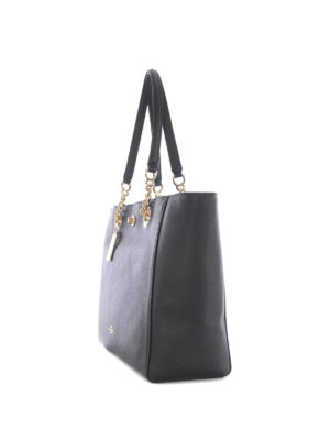 Coach: totes bags online - Chain and leather handles bag