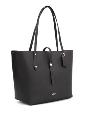 Coach: totes bags online - Market pebbled leather tote
