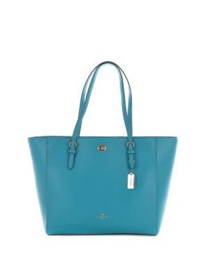 Coach: totes bags - Turnlock shopping bag