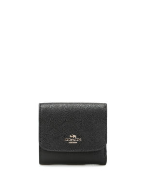 Coach: wallets & purses - Crossgrain leather wallet