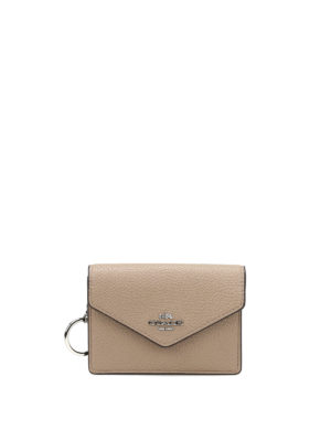 Coach: wallets & purses - Envelope leather wallet