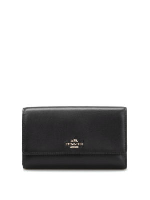 Coach: wallets & purses - Nappa wallet