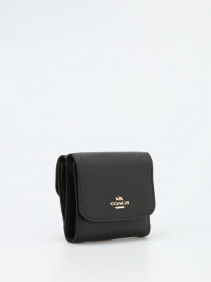 Coach: wallets & purses online - Crossgrain leather wallet