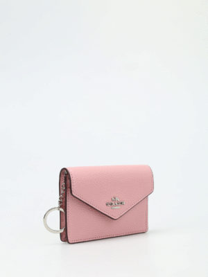 Coach: wallets & purses online - Envelope leather wallet