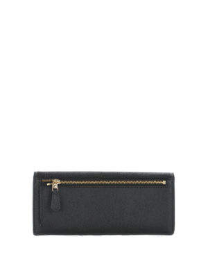 Coach: wallets & purses online - Grained leather soft wallet