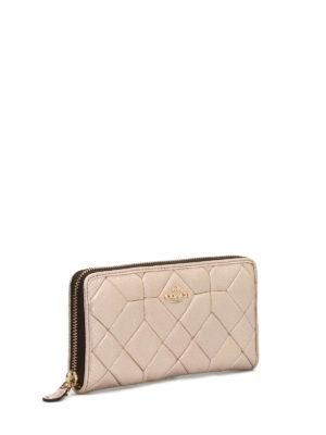Coach: wallets & purses online - Matelassé leather Accordion wallet