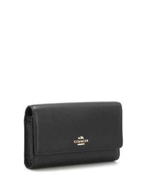 Coach: wallets & purses online - Nappa wallet