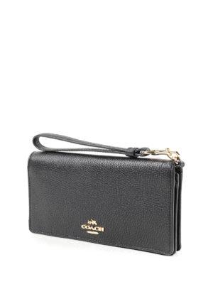 Coach: wallets & purses online - Slim leather wallet