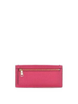 Coach: wallets & purses online - Tonal stud detailed soft wallet