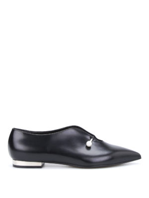 Coliac: flat shoes - Giada piercing flats