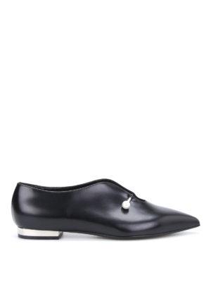 Coliac: flat shoes - Giada piercing flats
