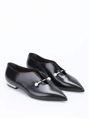 Coliac: flat shoes online - Giada piercing flats