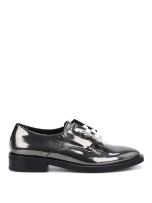 Coliac: Loafers & Slippers - Anello piercing slip-ons