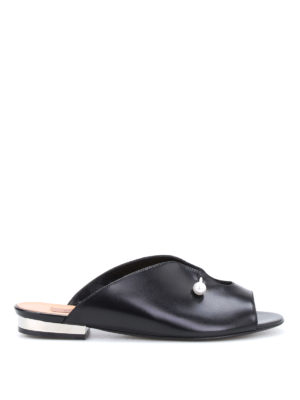 Coliac: sandals - Lucilla piercing sandals