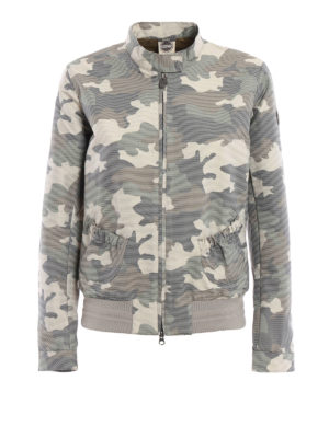 Colmar Originals: bombers - Camouflage high tech fabric bomber