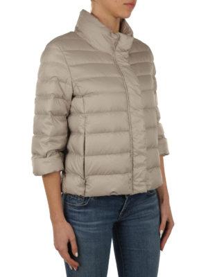Colmar Originals: giacche imbottite online - Piumino modello cappa beige