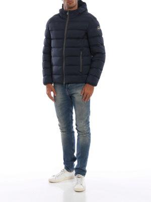Colmar Originals: giacche imbottite online - Piumino stretch idrorepellente blu