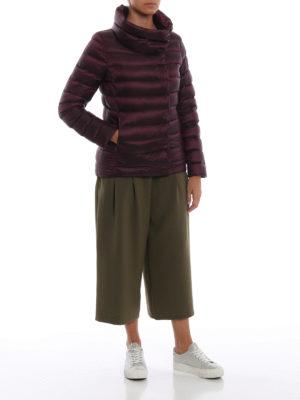 Colmar Originals: giacche imbottite online - Piumino corto in nylon Placeviola