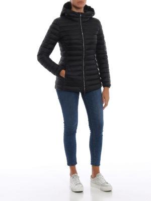 Colmar Originals: giacche imbottite online - Piumino attillato nero