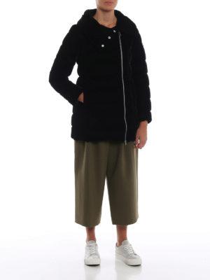 Colmar Originals: giacche imbottite online - Giacca imbottita in velluto tecno
