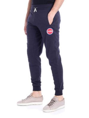 Colmar Originals: pantaloni sport online - Pantaloni da tuta in cotone con coulisse