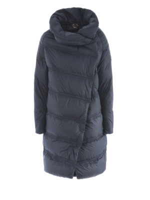 Colmar Originals: padded coats - Cowl collar quilted padded coat