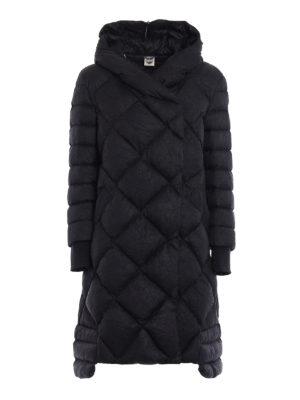 Colmar Originals: padded coats - Crumpled technical padded coat