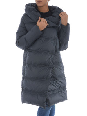 Colmar Originals: padded coats online - Cowl collar quilted padded coat