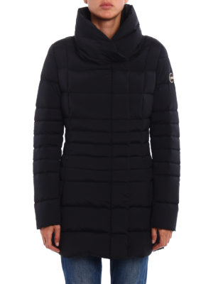 Colmar Originals: padded coats online - Stretch nylon fitted padded coat