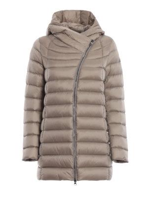 Colmar Originals: cappotti imbottiti - Piumino beige Place con cappuccio