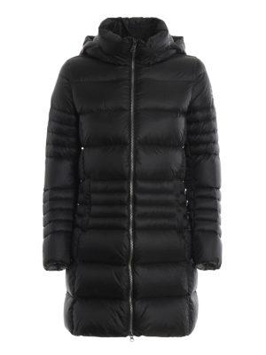 Colmar Originals: cappotti imbottiti - Piumino nero Place con cappuccio staccabile