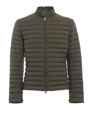 Colmar Originals: padded jackets - Biker style puffer jacket