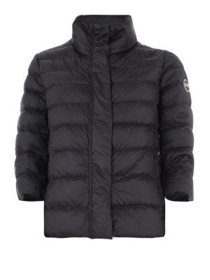 Colmar Originals: giacche imbottite - Piumino nero con maniche a tre quarti